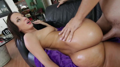 Jada Stevens getting both holes licked & pussy pounded for Halloween