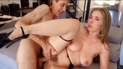 Lovely Lena Paul sucks cock ass-to-mouth earning a tasty load of sperm