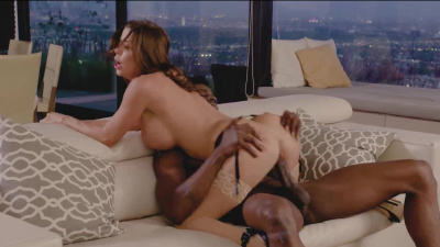 Alexis Fawx helps a guy to get big black dick energy out
