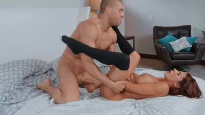 Madison Ivy livestreaming her steamy sex life
