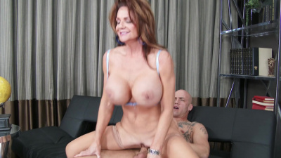 Deauxma is prowling the local coffee shop looking for the next young stud to pounce on