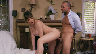 Dana Dearmond and Stirling Cooper gets fucked before the start of the wedding