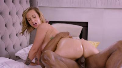Jada Stevens craves big black cock